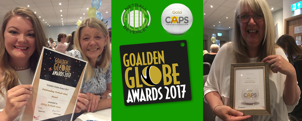 Allus awarded Gold Caps and Outstanding club 2017