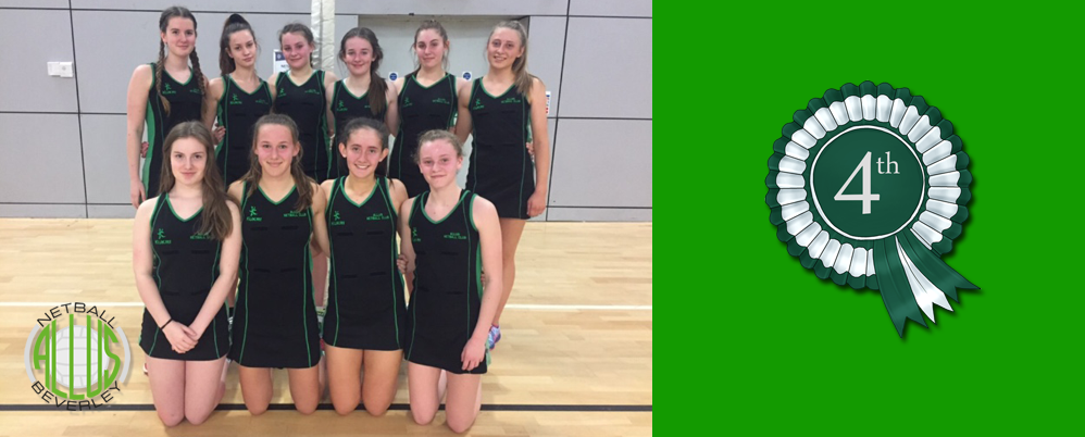 Allus U16s finish 4th in Yorkshire Regional League 2018-19
