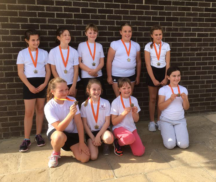 Allus U11s at the High 5 festival in Leven – July 2019