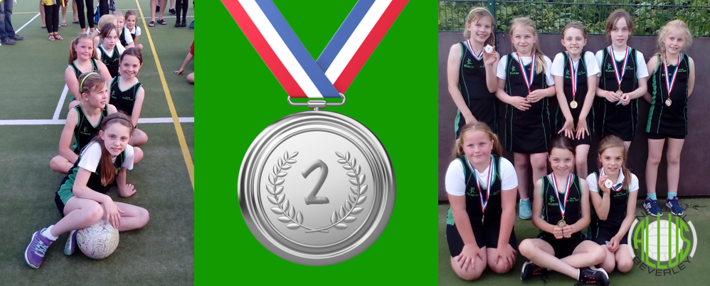 Allus U9s finish 2nd at the High 5 festival in Leven - July 2019