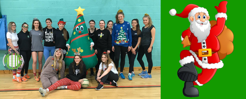 Girls enjoying final training sessions of the year. Merry Christmas 2019 from all at the club.