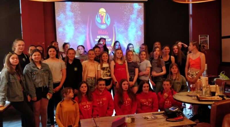 Netball World Cup - Firepit Beverley - 20th July 2019